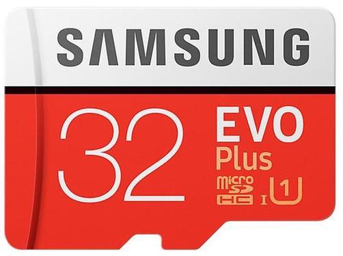 Samsung MicroSDHC 32GB EVO Plus UHS I Grade 1 Class 10 mit 32GB im Doppelpack für 9€ (statt 13€)