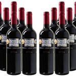 12 Flaschen Calle Principal Sauvignon Vino de la Tierra Castilla Rotwein für 39,96€ (statt 55€)