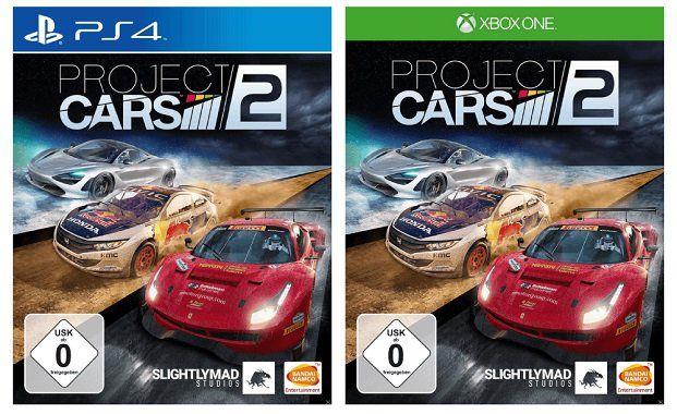 Project Cars 2 für PlayStation 4 oder Xbox One für 22€ (statt 28€)