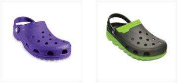 Crocs Sale bei vente privee   z.B. Clogs Crocband II für 22,99€ (statt 31€)