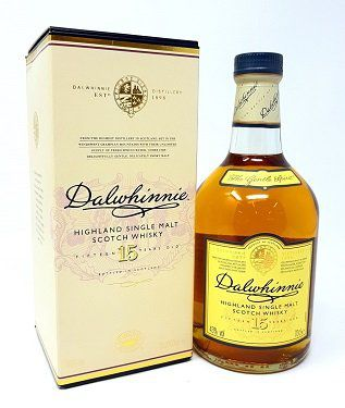 Dalwhinnie Highland Single Malt Scotch Whisky 15 Jahre mit 43% Vol. für 24,95€ (statt 34€)