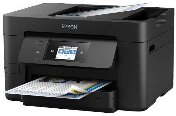 EPSON WorkForce Pro WF 3725DWF Tintenstrahl 4 in 1 Multifunktionsdrucker für 89€ (statt 127€)