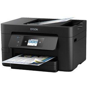 EPSON WorkForce Pro WF 3725DWF Tintenstrahl 4 in 1 Multifunktionsdrucker für 89,99€ (statt 110€)