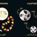 Newsletter Aktion bei Galeria Kaufhof: Viele Fußball Sofortgewinne möglich