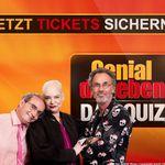 """Freikarten für """"Genial daneben – Das Quiz"""" an verschiedenen Terminen im Juni/Juli"""
