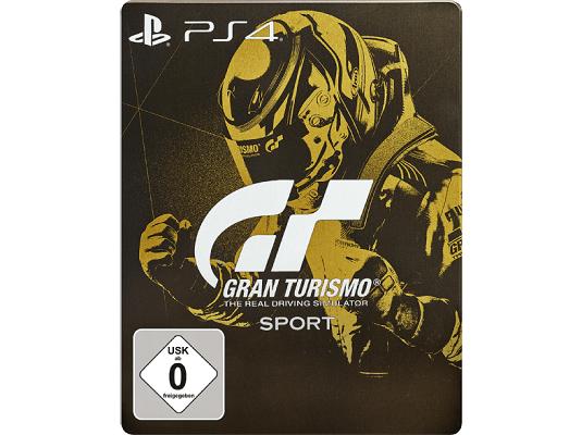 Gran Turismo Sport (Special Edition, PS4) für 19€ (statt 32€)