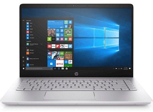 HP Pavilion 14 bf131ng Notebook mit 14, i5, 8GB RAM, 1TB HDD, 128GB SSD, GeForce 940MX für 649€ (statt 899€)