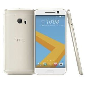 HTC 10   5,2 Zoll Smartphone mit 2,2 GHz und 32 GB Speicher in Gold und Grau für 249€ (statt 336€)