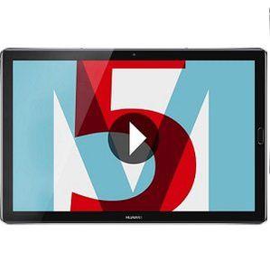 HUAWEI MediaPad M5 10.8 Tablet mit 32GB für 314€ (statt 360€)