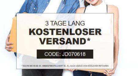 Jeans Direct: Lee Sale + VSK frei ab 30€