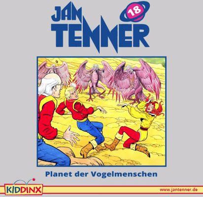 Jan Tenner   Planet der Vogelmenschen (Folge 18, Hörspiel) kostenlos