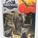 Jurassic World Panini-Sammelalbum inkl. 6 Sticker gratis
