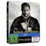 King Arthur: Legend of the Sword als Steelbook-Blu-ray für 9€ (statt 12€)
