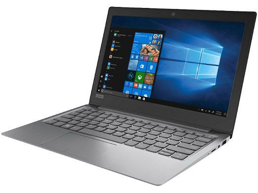 LENOVO IdeaPad 120S 14 Notebook mit N4200 Prozessor, 4GB RAM, 64GB SSD für 222€ (statt 279€)