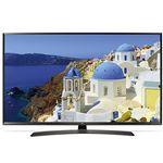 LG 49UJ634V – 49 Zoll UHD Smart TV mit triple Tuner und PVR, HDR für 399€