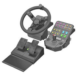 Logitech G Saitek Farm Controller Und Landwirtschafts Simulator 19
