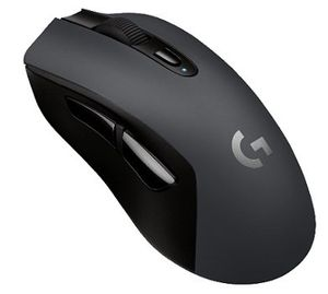 LOGITECH G603 LIGHTSPEED kabellose Gaming Maus für 39€ (statt 49€)