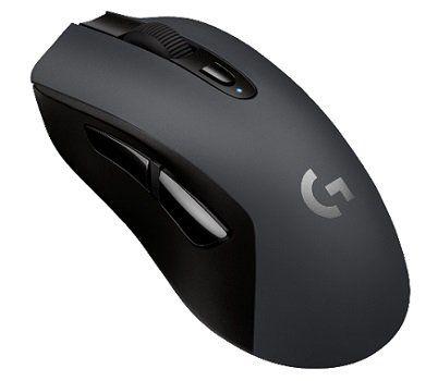 LOGITECH G603 LIGHTSPEED kabellose Gaming Maus für 37€ (statt 52€)