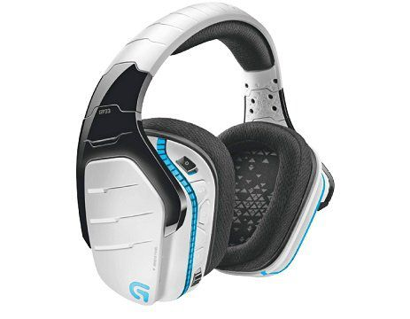 Logitech G933 Artemis Spectrum   weißes 7.1 Gaming Headset für 99€ (statt 142€)