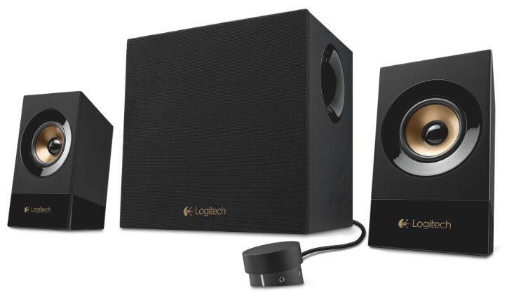 LOGITECH Z533 Multimedia Speaker System für 55€ (statt 66€)
