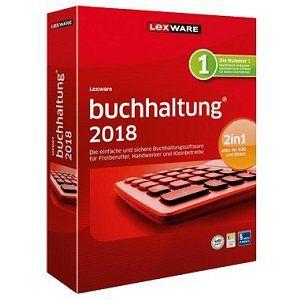 Lexware Buchhaltung 2018 Jahresversion (365 Tage) für 119€ (statt 162€)