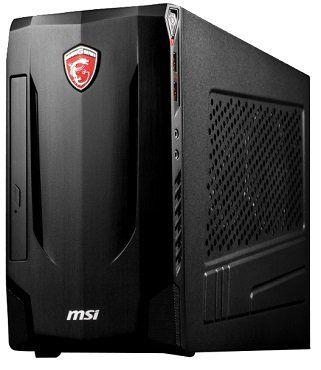 MSI Nightblade MIB VR7RC 245DE Gaming PC mit i5, 8GB RAM, 128GB SSD, 1TB HDD, GTX1060 für 799€ (statt 899€)