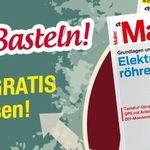 """2 Ausgaben """"Make"""" gratis – Kündigung notwendig"""