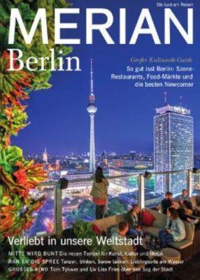 Merian Reise Magazin im Jahresabo für 29,95€ (statt 97€)