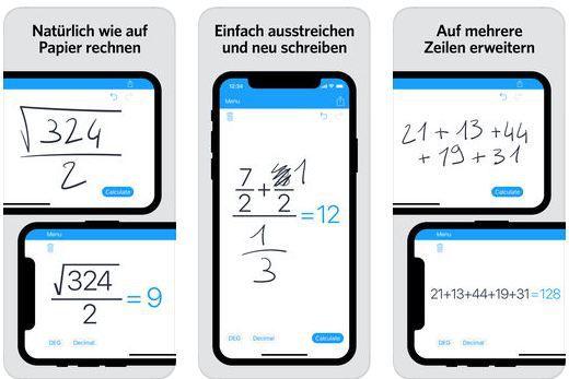 MyScript Calculator (iOS) gratis