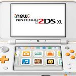 New Nintendo 2DS XL Weiß/Orange für 111€ (statt 128€)