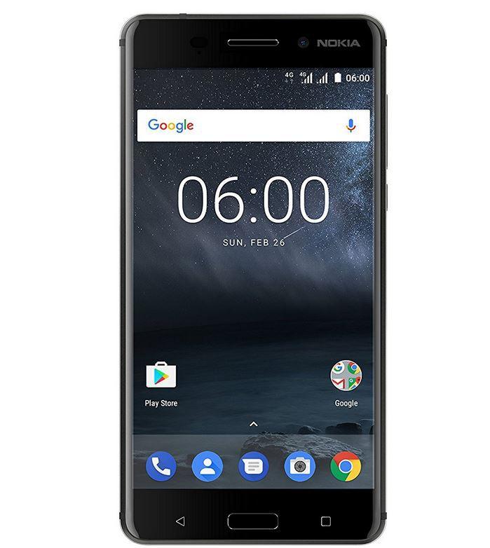NOKIA 6.1   64GB DualSIM Smartphone für 199€ (statt 305€)