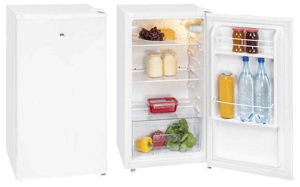 Kleiner Kühlschrank Ok : Ok ofr a kühlschrank mit liter volumen für u ac statt u ac
