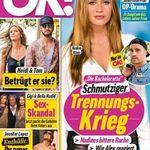"""13 Ausgaben der """"OK!"""" für 32,50€ + 30€ BestChoice Gutschein"""