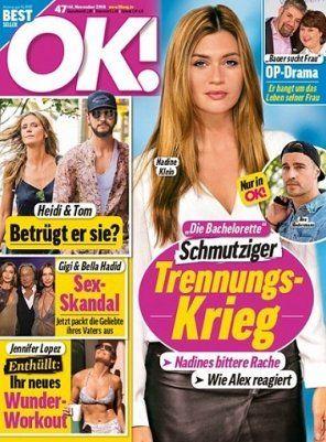 13 Ausgaben der OK! für 32,50€ + 30€ BestChoice Gutschein