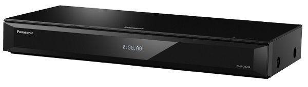PANASONIC DMP UB704 UltraHD Blu ray Player für 199€ (statt 277€)