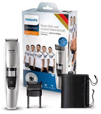 PHILIPS BT 5207/15 Series 5000 WM Edition Akku Bartschneider für 47,99€ (statt 55€)