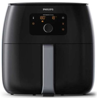 PHILIPS HD9653 Avance Collection Airfryer XXL Fritteuse + Backzubehör  für 229,99€