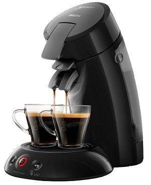 Philips HD6554/68 Senseo Original Kaffeepadmaschine für 39,99€ (statt 50€)   eBay Plus nur 35,99€