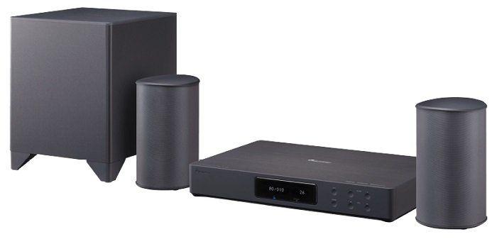 PIONEER FS W50   2.1 Heimkinosystem (App steuerbar, Bluetooth) für 549€ (statt 649€)