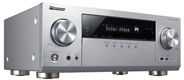 Pioneer VSX 932 B 7.2 Kanal Receiver mit 7x130 Watt Dolby Atmos & DTS:X für 239€ (statt 269€)
