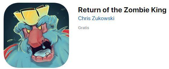 Return of the Zombie King gratis statt 3,49€