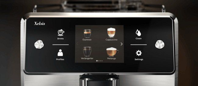 SAECO Xelsis Kaffeevollautomat mit Latte Perfetto Technologie ab 999€ + 150€ MM Gutschein (statt 1.105€)