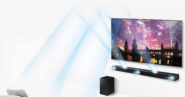 SAMSUNG HW K850 Soundbar mit Dolby Atmos für 499€ (statt 667€) + 100€ Geschenk Coupon