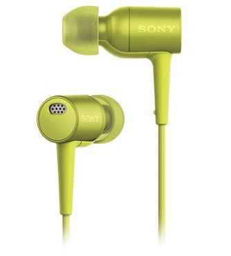 SONY MDR EX750NAY In ear Kopfhörer mit Noise Canceling für 47€ (statt 120€)