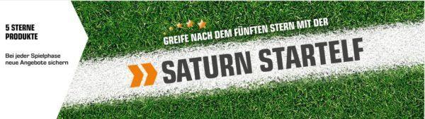 Saturn Startelf Sale: z.B. AEG L7WB65684 Waschtrockner für 689€ (statt 777€)