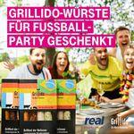 Nur für Telekom Kunden: Grillido Grillmix der Nationen geschenkt