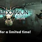Shadowrun Returns Deluxe (Steam Key) gratis im Humble Store