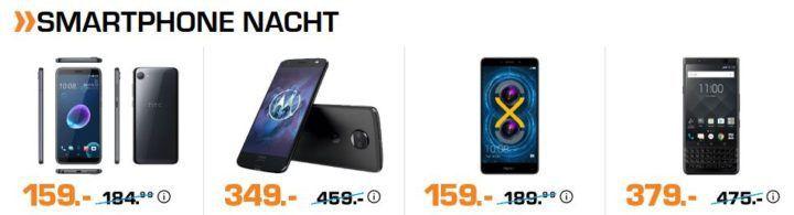 Saturn Late Night: günstige Phones, Ventilatoren etc. z.B. MOTOROLA Moto G5 für 99€ (statt 139€)