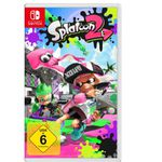 NINTENDO Switch Grau Konsole + Splatoon 2 ab 333€ (statt 391€)