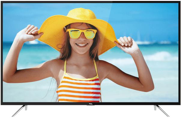 TCL U55P6006   55 Smart TV (LED TV, 4K) für 377€ (statt 449)